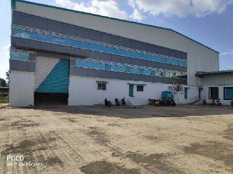 Industrial shed on rent in Chakan, Pune