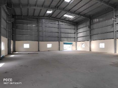 Industrial shed on rent near Chakan Midc, Chakan Pune