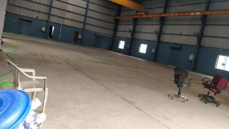 Industrial shed on rent in chakan Midc, pune