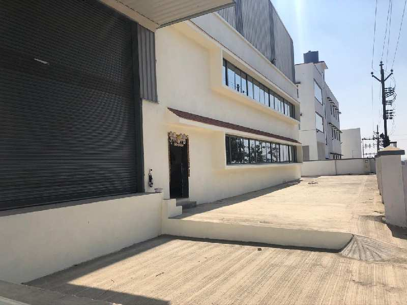 Industrial shed on rent in Chakan, Pune, Chakan talegaon road