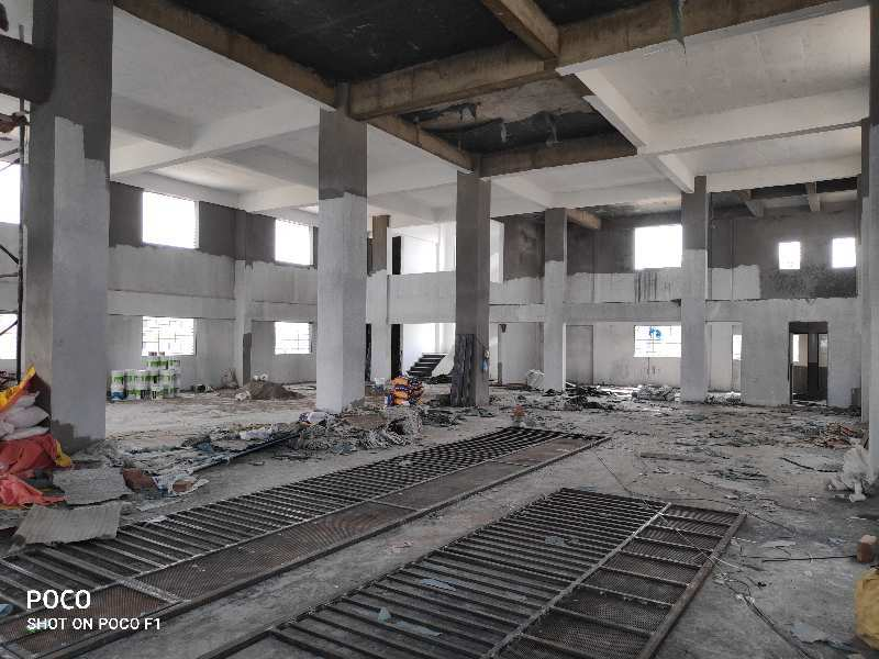 RCC industrial shed on rent in Chakan MIDC, Pune