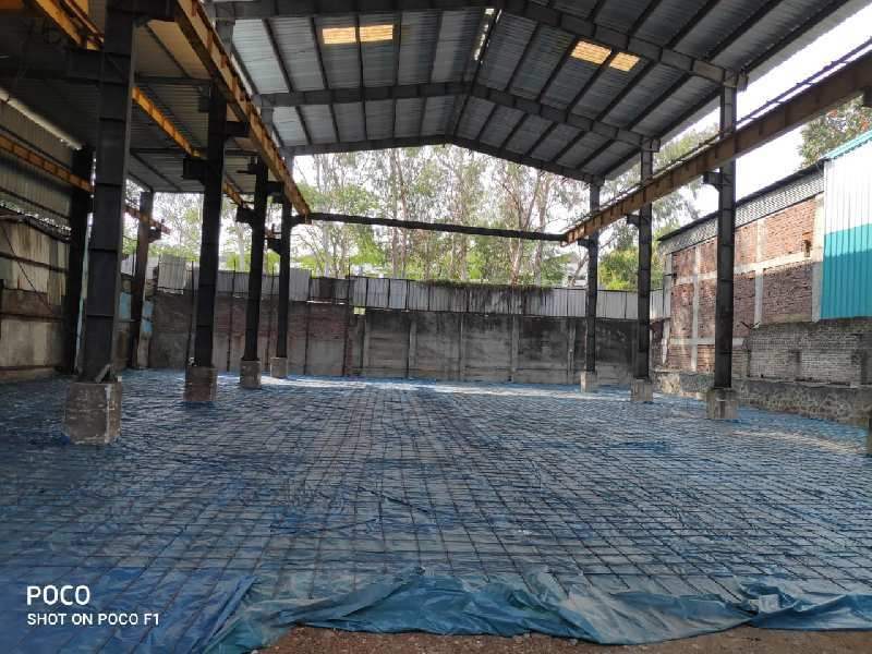 Industrial shed on rent in Bhosari midc , Telco road, Pune