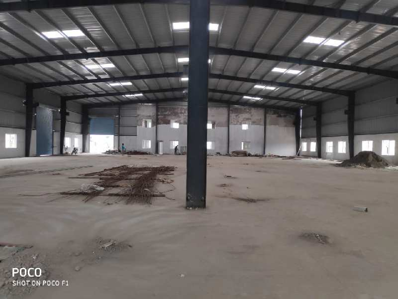 Industrial shed on rent in Chakan MIDC, phase 2, Pune