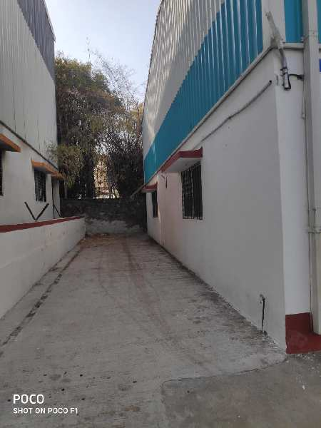 Industrial shed available on rent in Chakan MIDC, Pune nashik highway, Pune