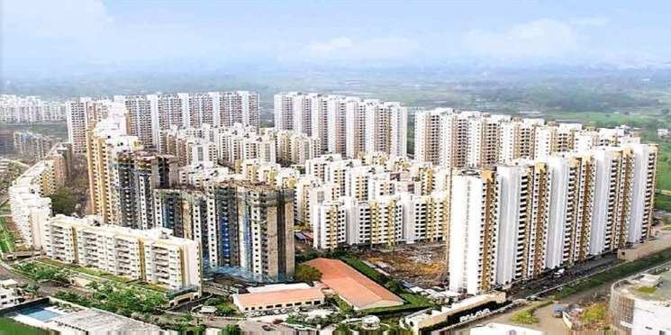 3 BHK Flats & Apartments for Sale in Dombivli, Thane