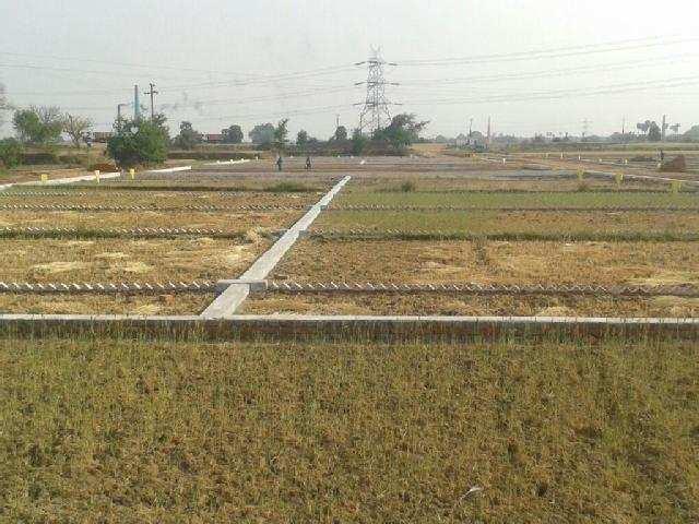 Residential Plot For Sale In New Moradabad