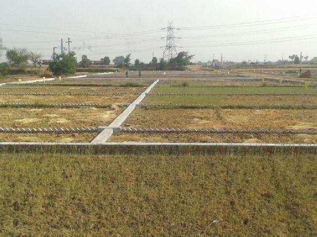 Residential Plot For Sale In Mansarover Colony, Moradabad