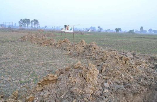 Residential Plot For Sale In Khushalpur, Moradabad