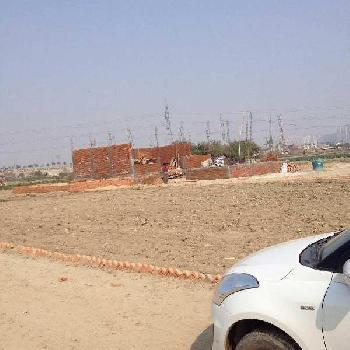 Residential Plot For Sale In Sec - 7 New Moradabad