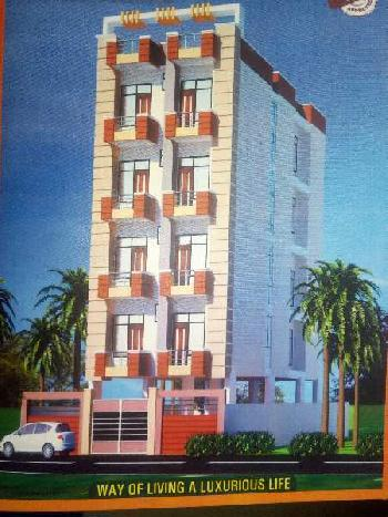 2 BHK for sell only @34.5 lac in Patia