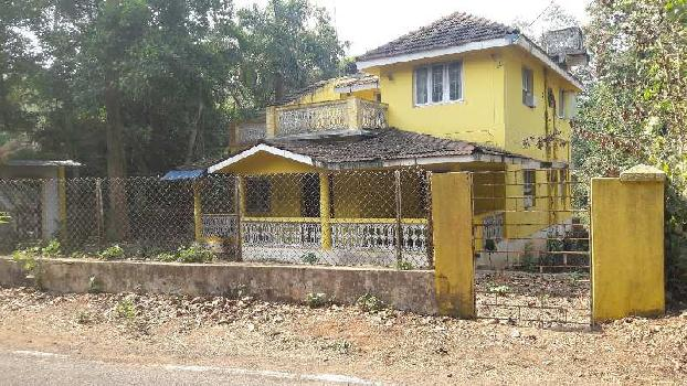 BUNGLOW FOR SALE IN SOCORRO, BARDEZ, NORTH GOA