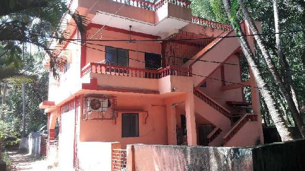 Independent bunglow for sale in Calangute