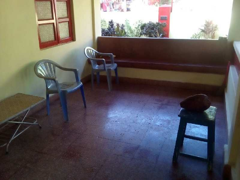 Independent portuguese bunglow for sale in assnora North Goa