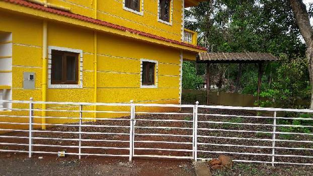 Fully furnished house for sale in Siolim Goa