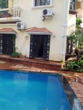 INDEPENFENT LUXURY VILLA FOR SALE IN PARRA GOA