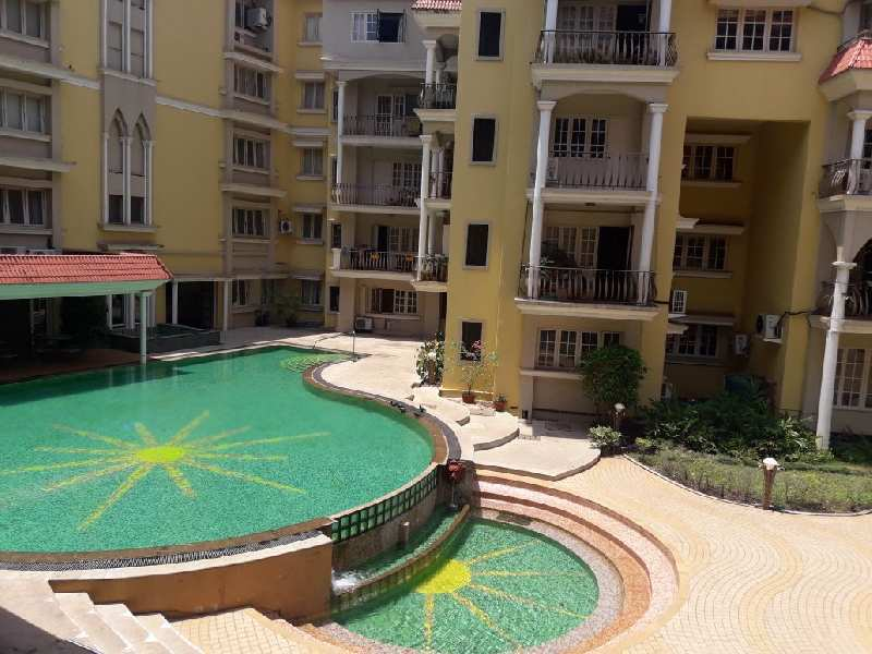 3 BHK Flat for Sale in Miramar, Goa