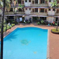 2 BHK Serviced Apartments for Rent in Candolim, Goa