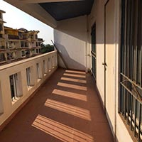 2bhk flat for sale in a gated complex at miramar