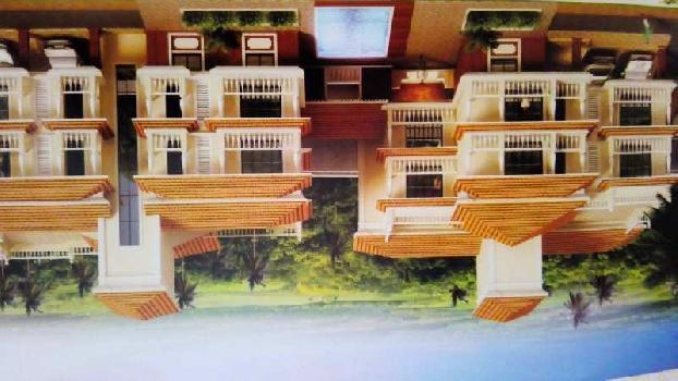 1 BHK Flats & Apartments for Sale in Anjuna, Goa