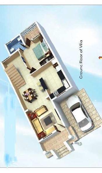 3 BHK Individual Houses / Villas for Sale in Socorro, North Goa, Goa