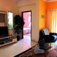2BHK Fully Furnished Luxury Flat for Sale in Candolim, North-Goa