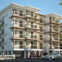 1 BHK Flats & Apartments for Sale in Arpora