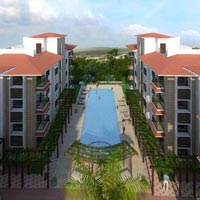 2 Bhk Flats & Apartments for Sale in Calangute