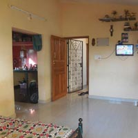 1 Bhk 55sqmt. Flat for Sale in Riabander, North-goa.(32l)