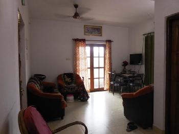 2 Bhk 85sqmt flat for Sale in Cunchelim-Mapusa, North-Goa.(35L)