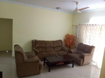 2 Bhk 114sqmt flat furnished for Sale in Caranzalem, North-Goa.(85L)