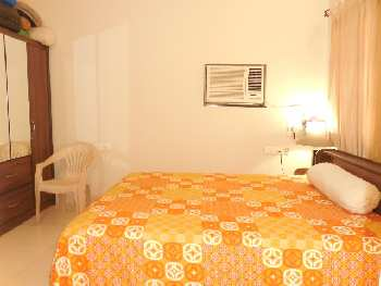 2 Bhk 100sqmt flat fully furnished for Sale in Candolim, North-Goa.(88L)