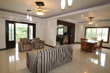3 Bhk 183sqmt flat Luxury furnished for Sale in Porvorim, North-Goa. (1.25Cr)