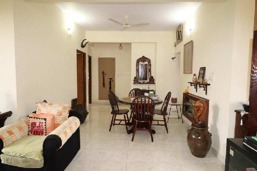 3 Bhk 123sqmt flat Semi-furnished for Sale in Donapaula, North-Goa.(1.10Cr)