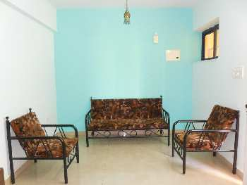 1 Bhk 56sqmt flat furnished  for Sale in Vagator, North-Goa.(48L)