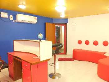 Office premises 100sqmt furnished for Rent in Panjim, North-Goa.(55k)