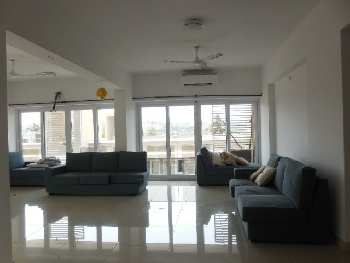 3 Bhk 250sqmt flat with open terrace for Rent in Taleigao, North-Goa.(55k)