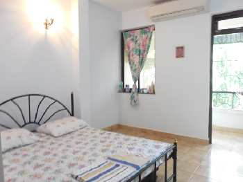2 Bhk 103sqmt flat Semi-furnished for Rent in Mapusa, North-Goa.(18k)