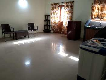 1 Bhk 62sqmt flat furnished for Rent in Siolim, North-Goa.(16k)