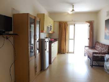 1 Bhk 60sqmt furnished flat with for Rent in Arpora, North-Goa.(25k)