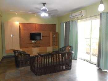 2 Bhk 120sqmt Fully furnished flat for Rent in Porvorim, North-Goa.(27k)