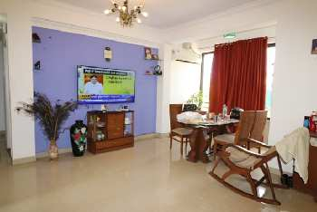 3 Bhk 117sqmt flat for Sale in Porvorim, North-Goa. (68L)