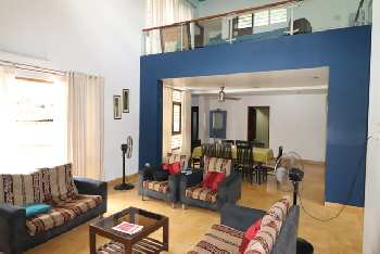 4 Bhk Independent Bungalow with Pool for Rent in Porvorim, North-Goa.(55k)