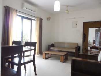2 Bhk 95sqmt flat furnished for Rent in Sangolda, North-Goa.(23k)
