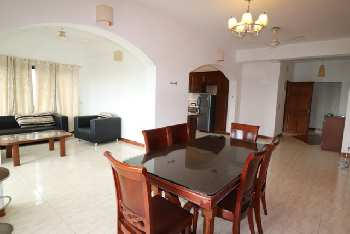 4Bhk 193sqmt flat furnished for Sale in Donapaula, North-Goa.(1.55Cr)