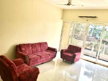 2 Bhk 149sqmt flat Semi-furnished for Rent in Taleigao, North-Goa.(29k)