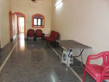 1 Bhk 75sqmt flat Semi-furnished for Rent in Porvorim, North-Goa.(10k)