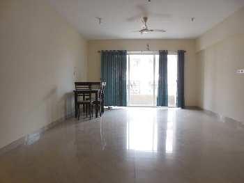 2 Bhk 120sqmt Semi- furnished flat for Rent in Porvorim, North-Goa.(27k)