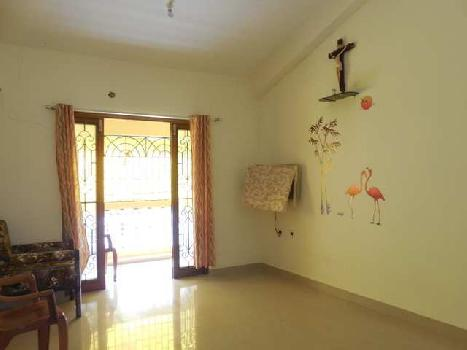 1 Bhk 70sqmt flat for Sale in Siolim, North-Goa.(40L)