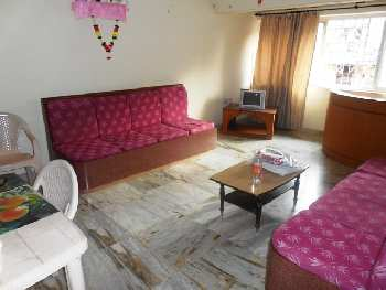 1 Bhk 90sqmt flat for Rent in Porvorim, North-Goa.(12k)
