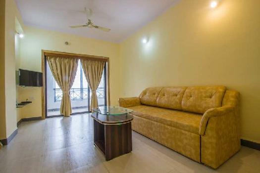 2Bhk 100sqmt flat furnished for Rent in Ribandar, North-Goa.(25k)